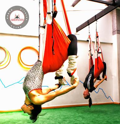 aero yoga aereo bogota en el aire, anti, age,  gravedad