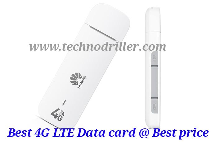 4G lte datacard