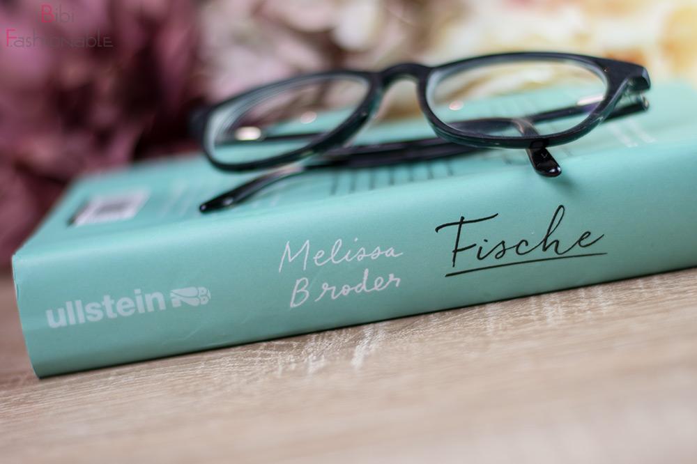 Melissa Broder Fische Buchrücken