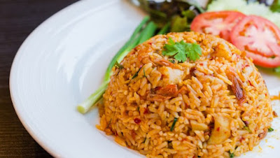 Spicy Fried Rice Recipe Is Complete, Inspiring The Provision Of Practical Ngantor