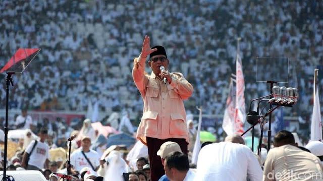 Prabowo Kenalkan 'Calon Menteri': Rocky Gerung, Fadli Zon, hingga Fahri Hamzah