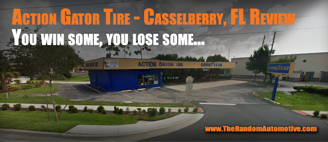 action gator tire casselberry florida review orlando mechanic oil change
