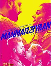 Sinopsis pemain genre Film Manmarziyaan (2018)