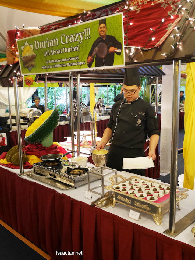 All about durian!