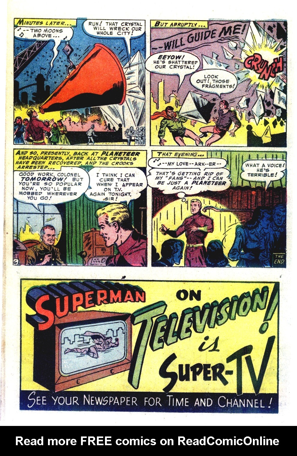 Read online Action Comics (1938) comic -  Issue #192 - 30