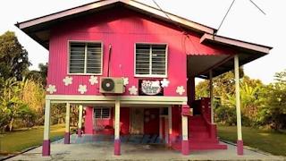 Desain Rumah Hello Kitty Terpopuler 2016