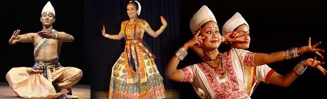 Sattriya or Sattriya Nritya -  Classical Indian dance traditions
