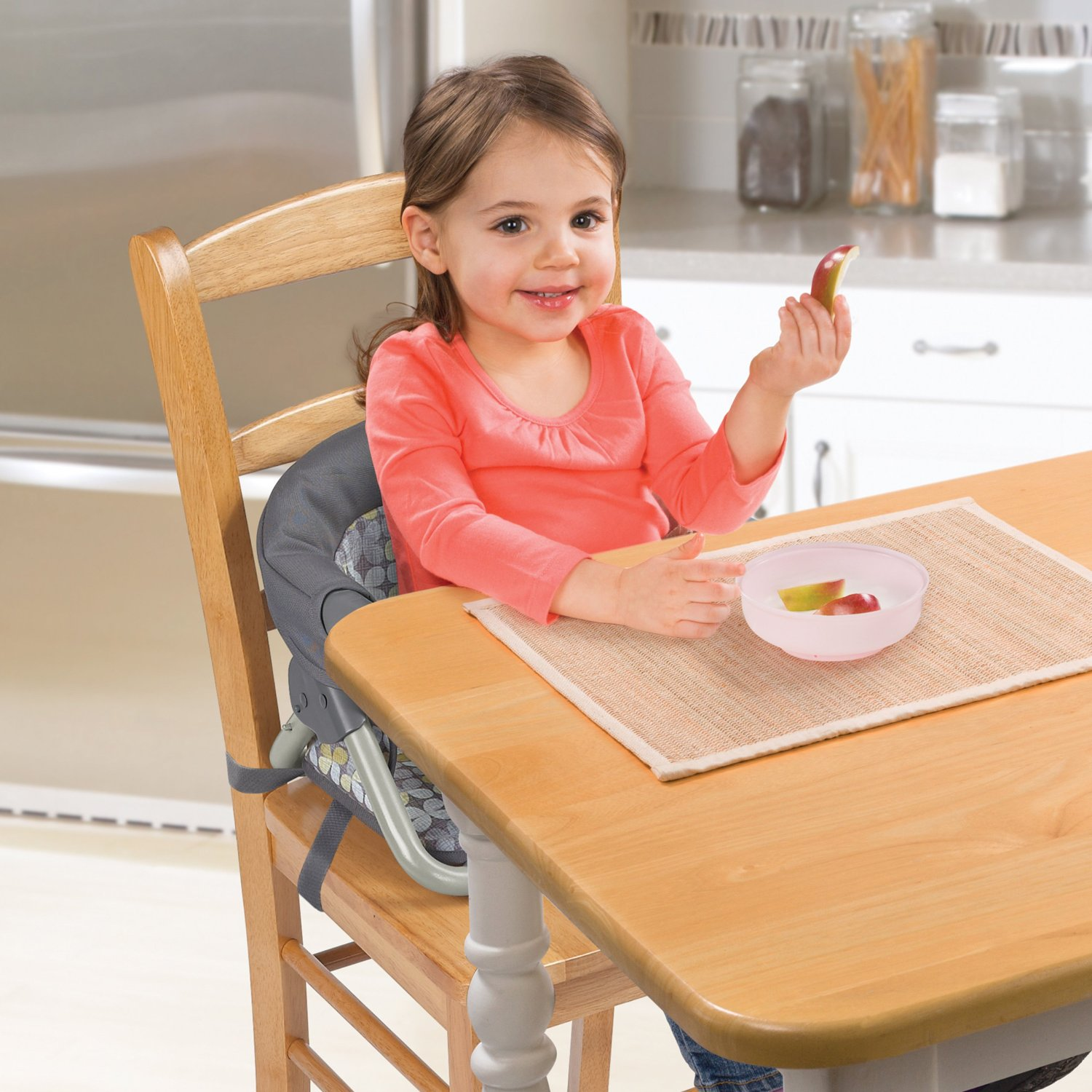High Chair Attaches To Table Single Bed Sleeper Baby That A Neat Idea