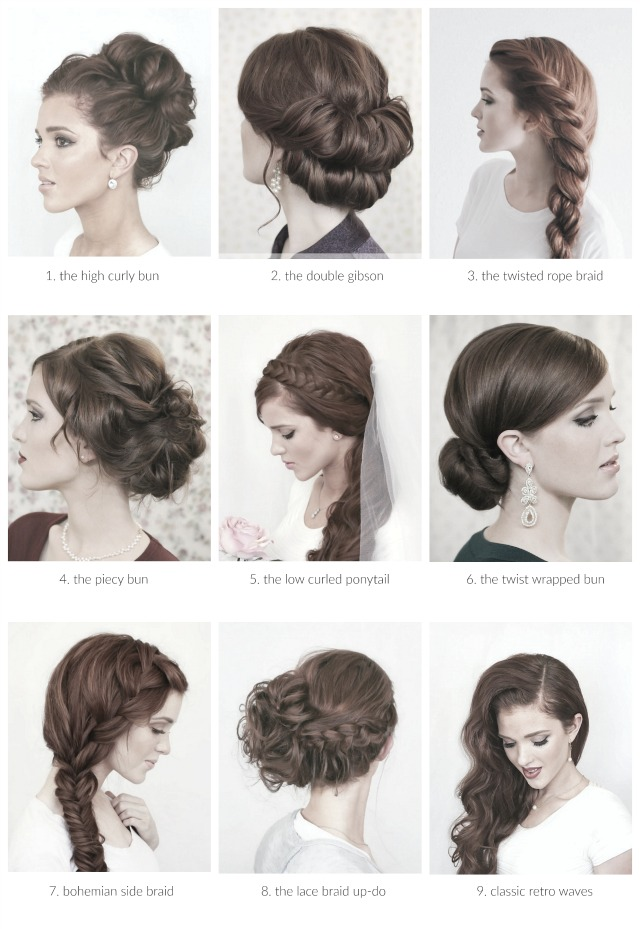 The Freckled Fox Last Minute New Years Eve Hairstyle Ideas