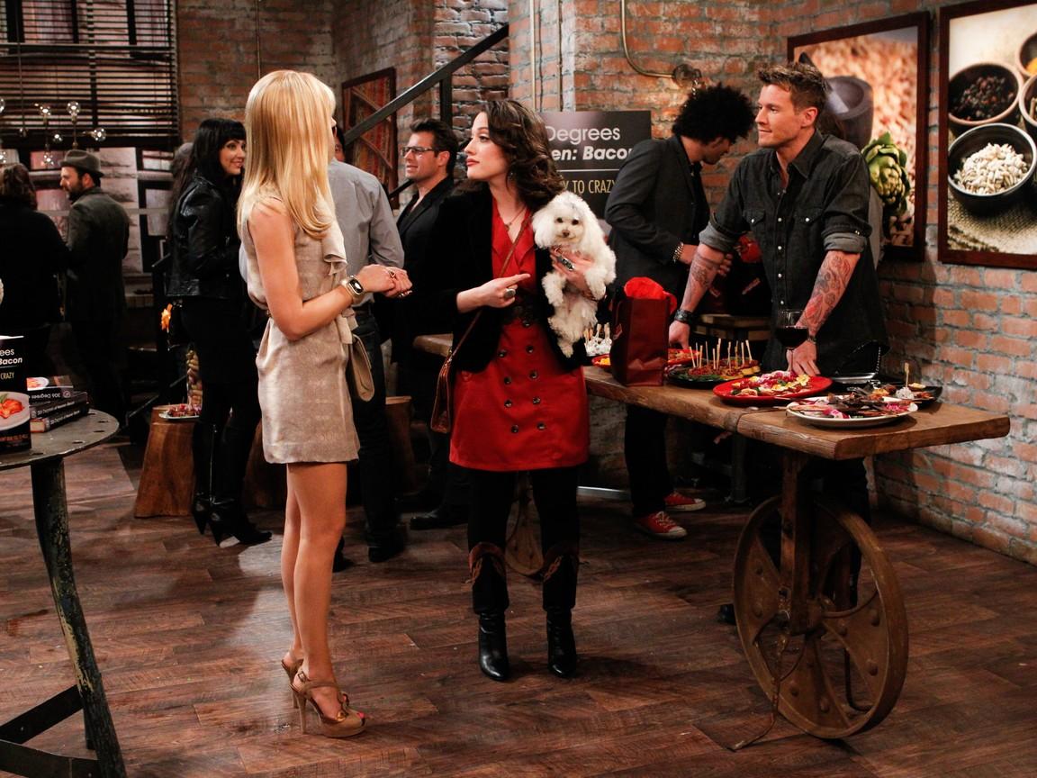 2 Broke Girls - Season 1 Episode 19: And the Spring Break