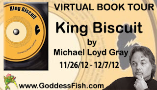 Guest Post with Author Michael Loyd Gray