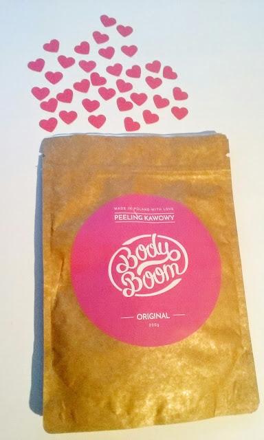 cc37aff942fd58 Body Boom - peeling kawowy | Bezbłędna Kosmetyka