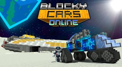Blocky Cars Online Mod Apk v6.0.3 Mod Money