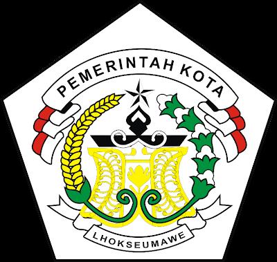 Download Logo Kota Lhokseumawe PNG