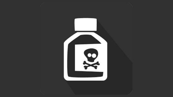 Imagem do logo do jogo mobile Dark Stories