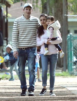 Ashton Kutcher and Mila Kunis reveal their son's name