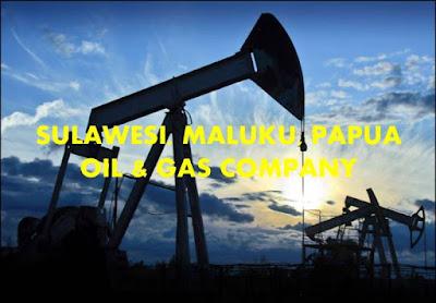 perusahaan oil and gas di sulawesi, maluku, dan papua