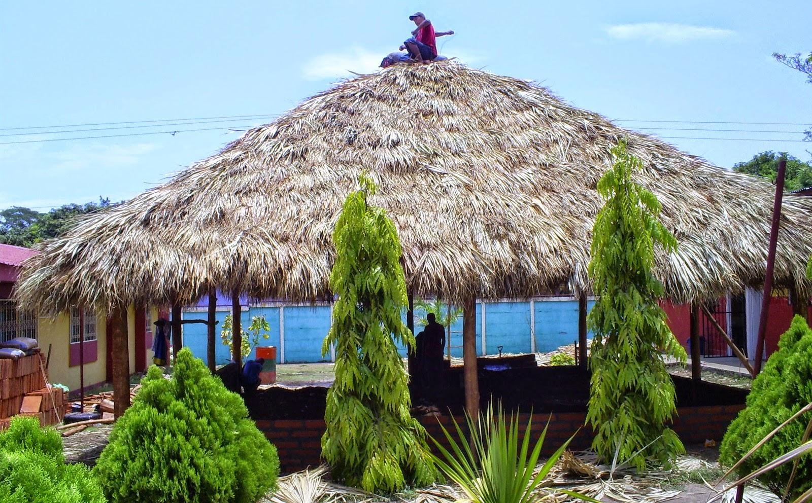 Rancho nica construcciones t picas nicarag enses productos - Construcciones bibiloni palma ...