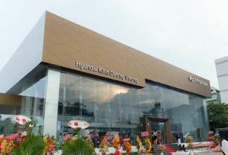 Danh sách đại lý ô tô Hyundai Việt Nam
