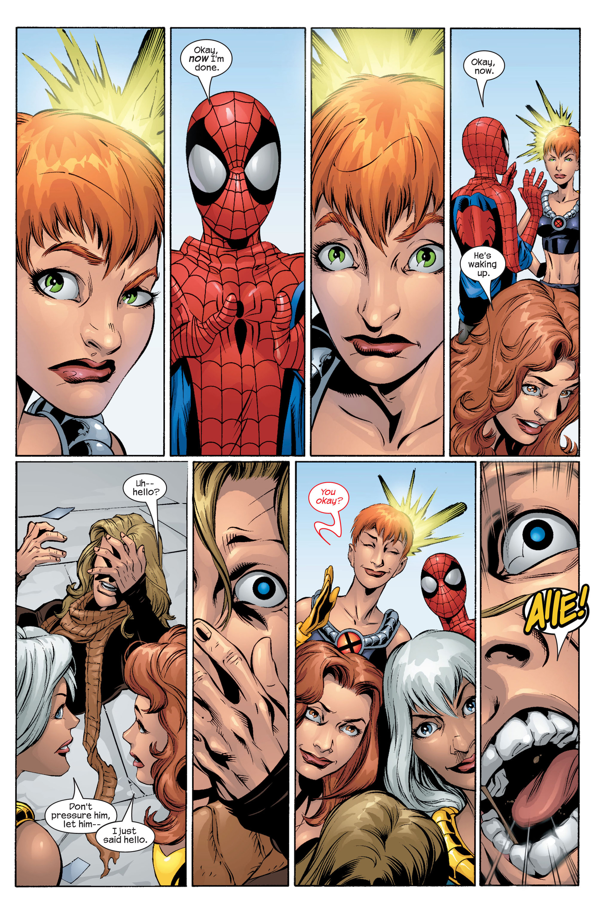 Read online Ultimate Spider-Man (2000) comic -  Issue #43 - 9