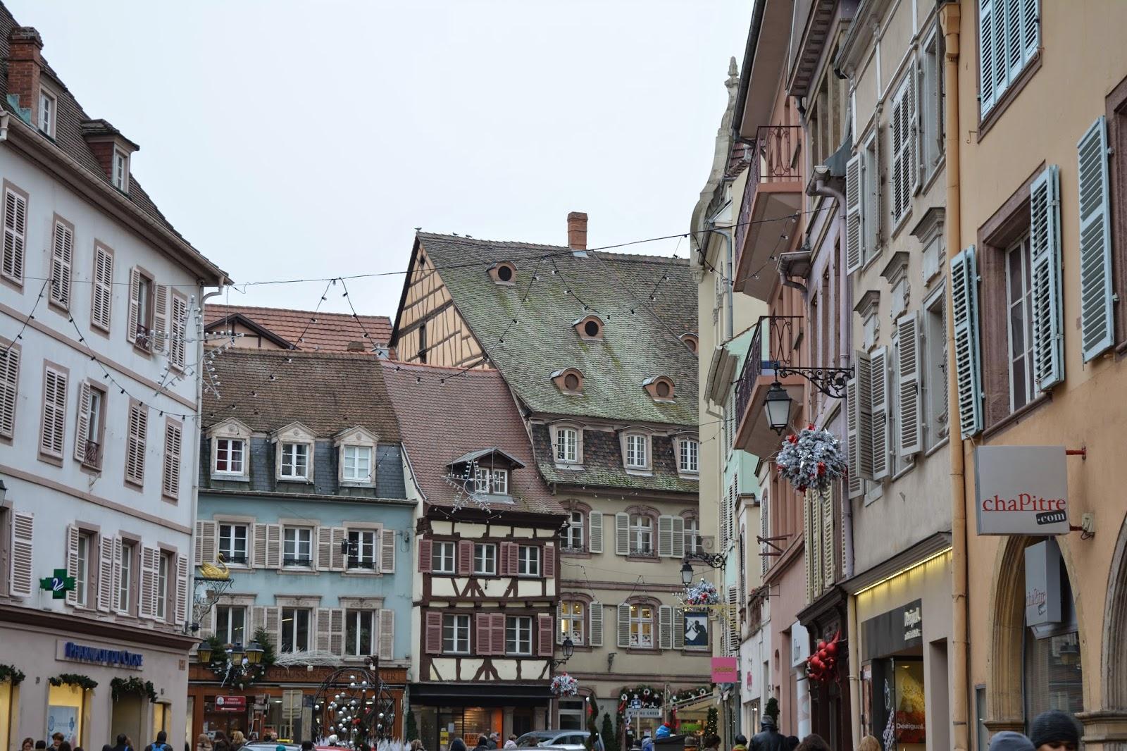 Colmar e o Mercado de Natal Mais Famoso da Alsácia