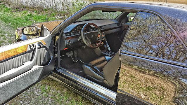 c124 interior