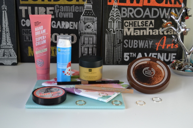 March Beauty Favourites!