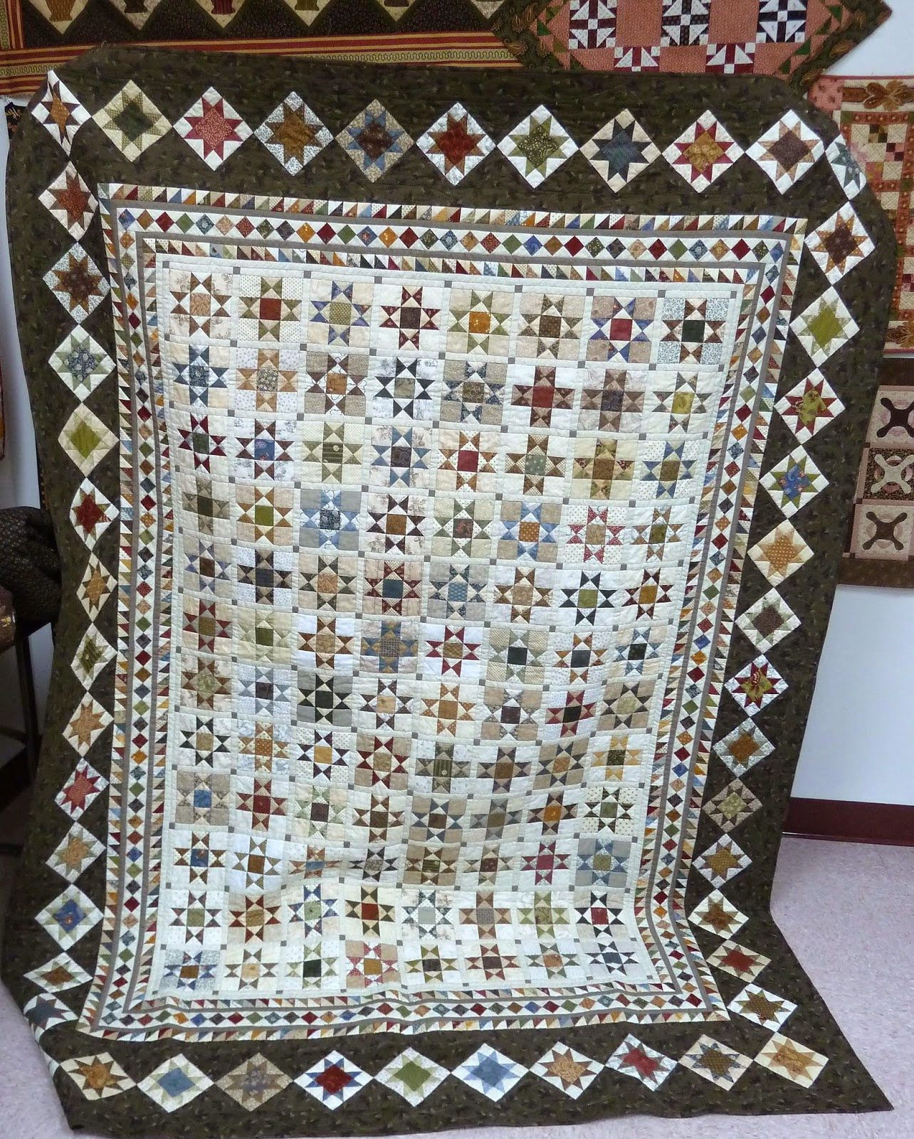 Come Quilt (Sue Garman): Cows and Quilts : prairie quilts - Adamdwight.com