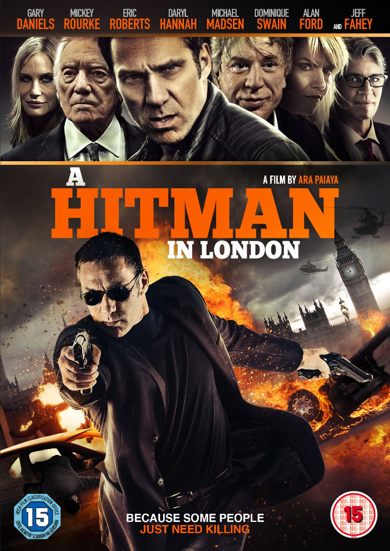 A Hitman in London Dublado