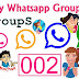 [002] Weekly Top 10 WhatsApp Group Join Link