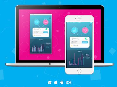 Aplikasi VPN Gratis Speedify