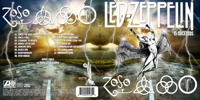 Led Zeppelin 15 Sucessos 2016