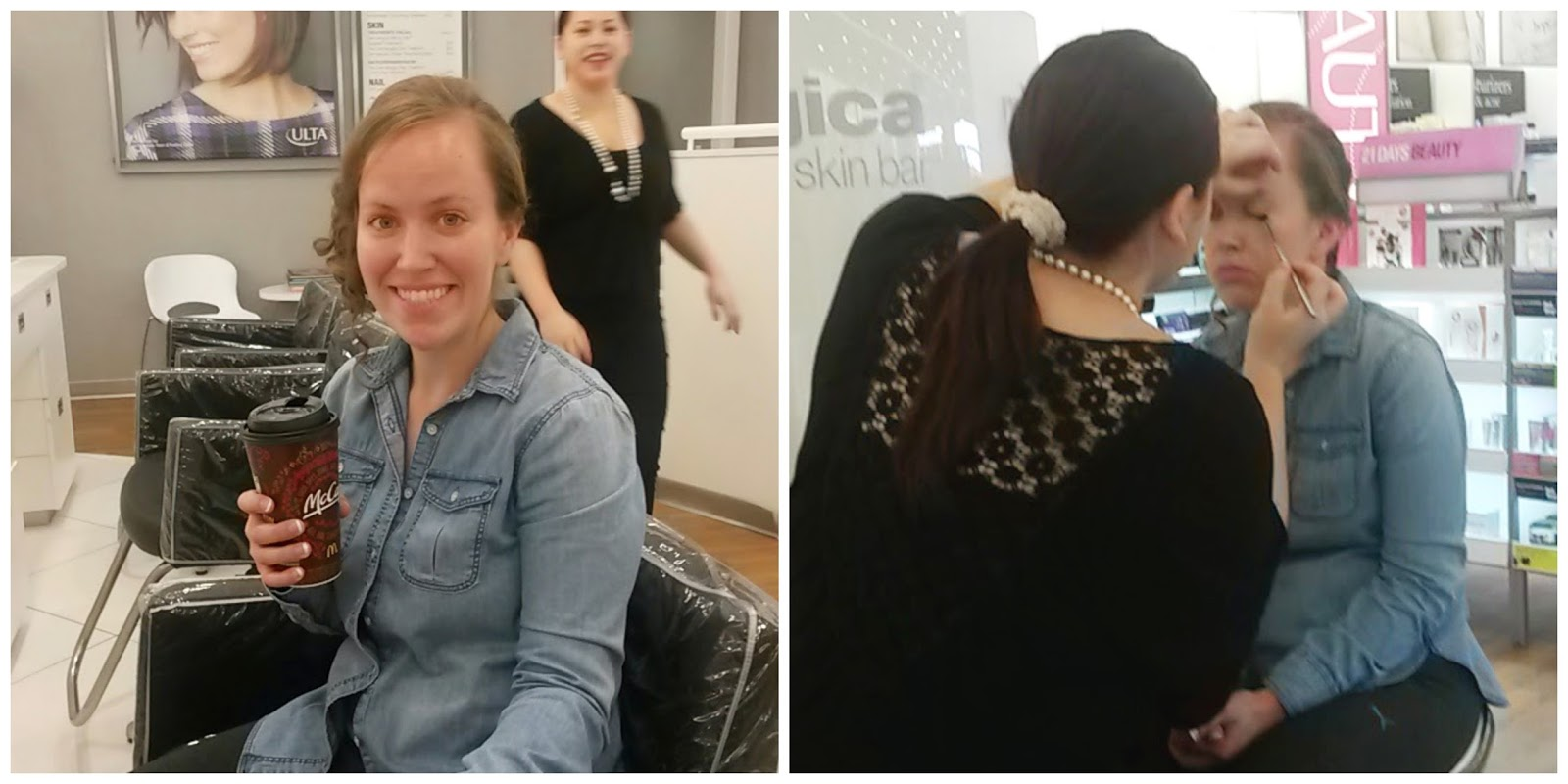 ulta for wedding make-up - crossing mason dixon