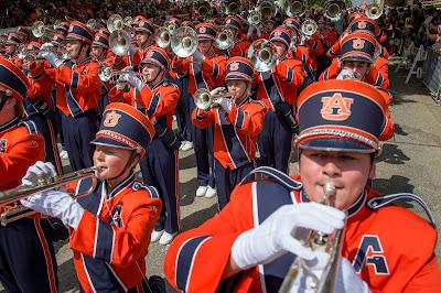 auburn university marching band aumb