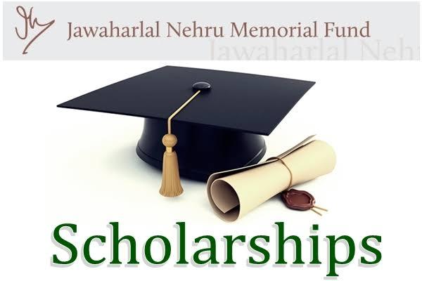 Jawaharlal Nehru Memorial Fund Scholarships 2019-20 । Bivash Vlogs