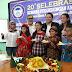Selebrasi 20 Tahun Komnas Perlindungan Anak Bersama Anak Indonesia