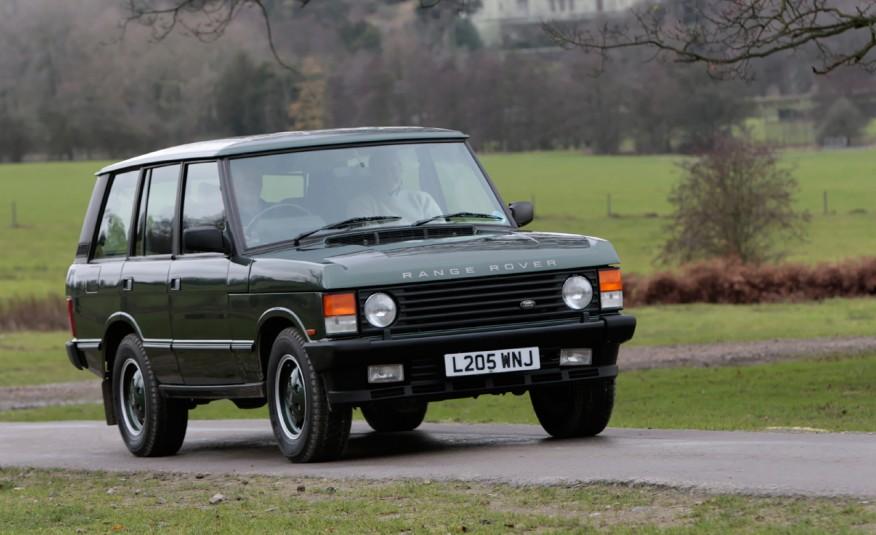 1987–1995 Range Rover