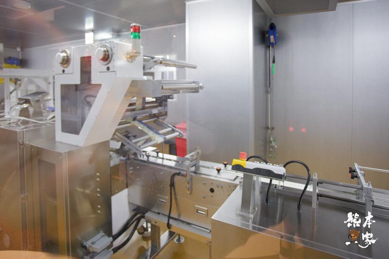 可可知識館&巧克力製作生產線|妮娜巧克力觀光工廠~有IG網紅最愛巧克力牆