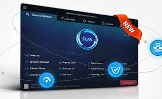 تحميل برنامج لإصلاح و تسريع الحاسوب advancedsystemcare V 10.0.3 مع التفعيل