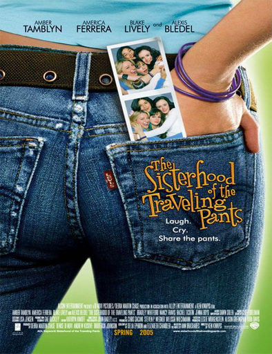 Ver Un verano en pantalones (2005) Online