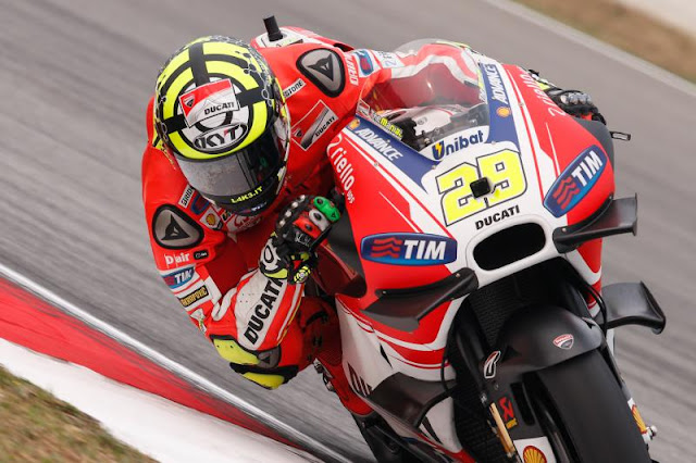 Iannone Siap Bertarung dan Yakin Menang di Brno