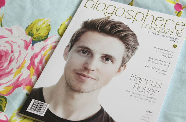 A picture of Blogosphere Magazine Issue 6