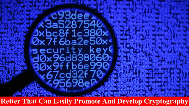 Retter That Can Easily Promote And Develop Cryptography
