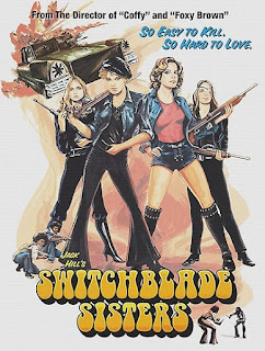 Póster de la película Switchblade Sisters - The Warriors 2