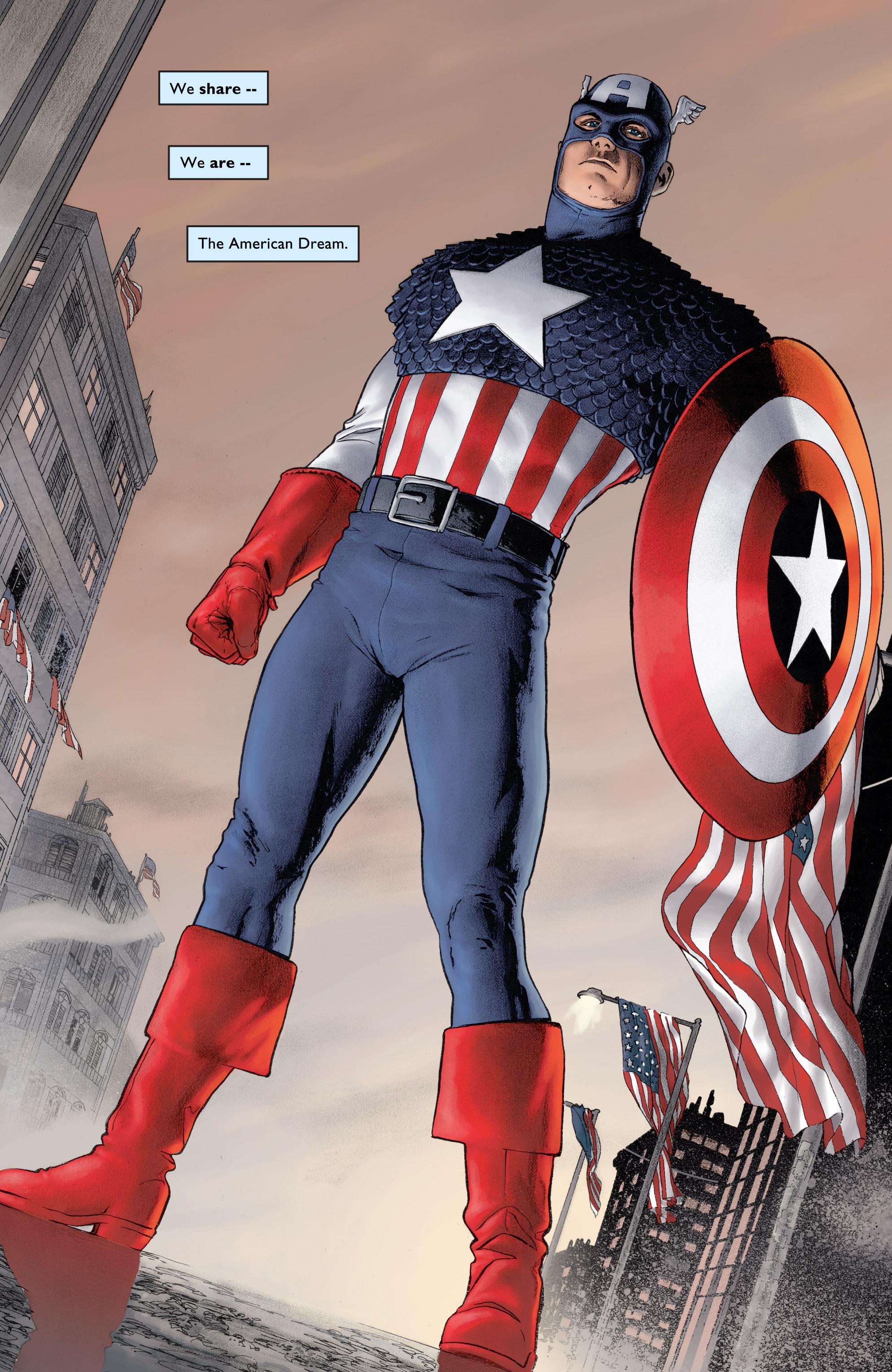Captain America (2002) Issue #1 #2 - English 24