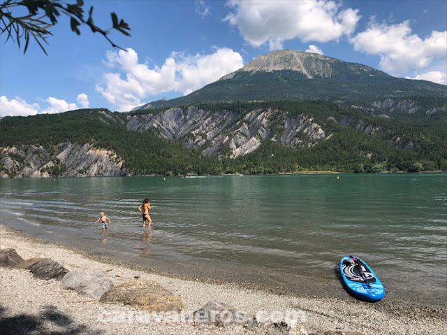 Lago de Crots | caravaneros.com