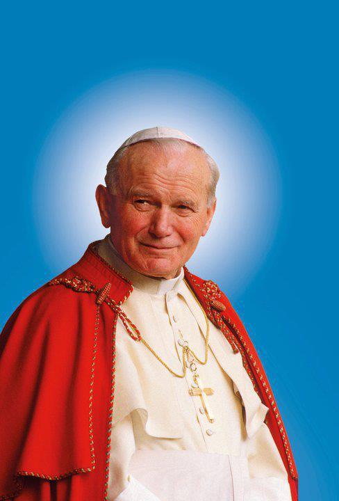 San Juan Pablo II, autor de la Orientale Lumen
