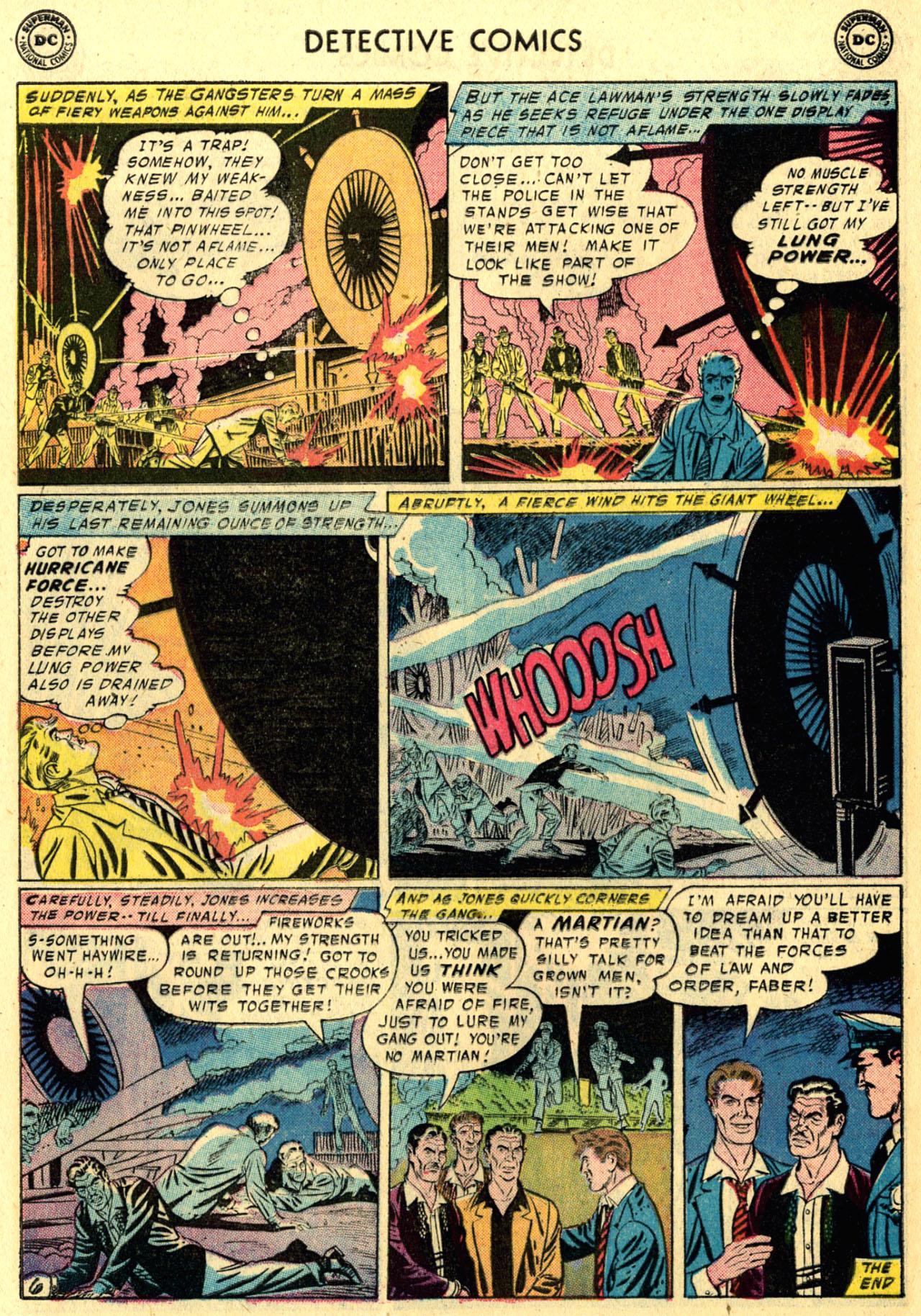 Read online Detective Comics (1937) comic -  Issue #245 - 32