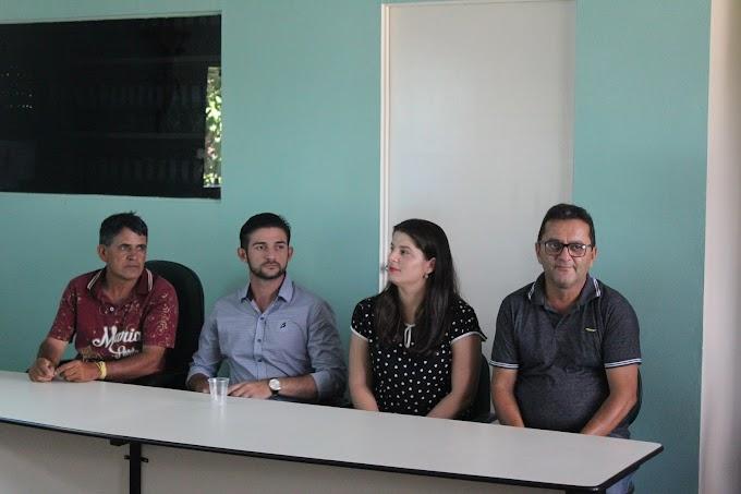 SECRETARIA DE SAÚDE DE UMBUZEIRO REALIZA AUDIÊNCIA PÚBLICA DO 3° QUADRIMESTRE DE 2017