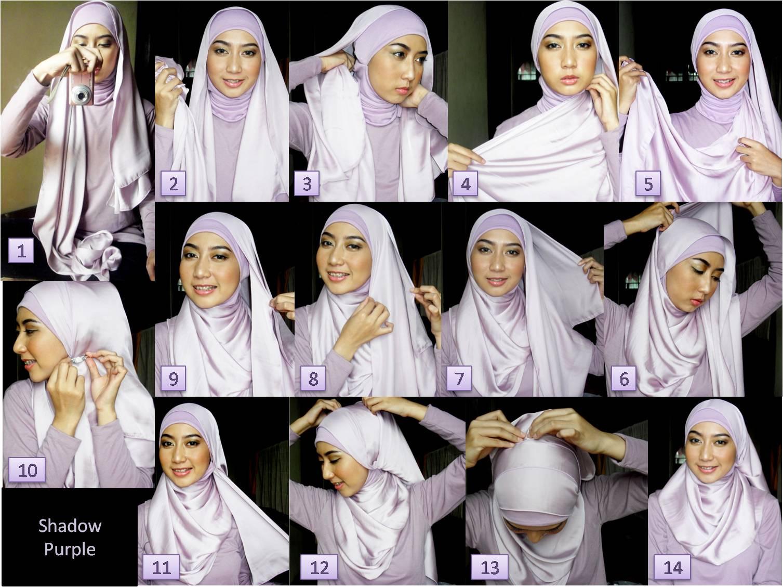 IslamicHijabCenter Tutorial Hijab Paris